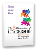 8 Dimensions of Leadership Book