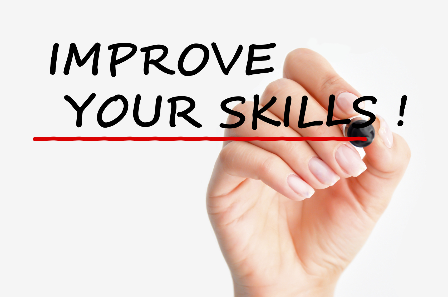 three skills i need to improve Sales skills: 18 skills every a good rule here is to never try to communicate more than three important points in a you need to internalize what the.