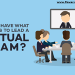 Graphic that says do you have what it takes to lead a virtual team?